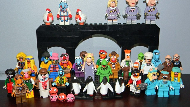 LEGO Muppets