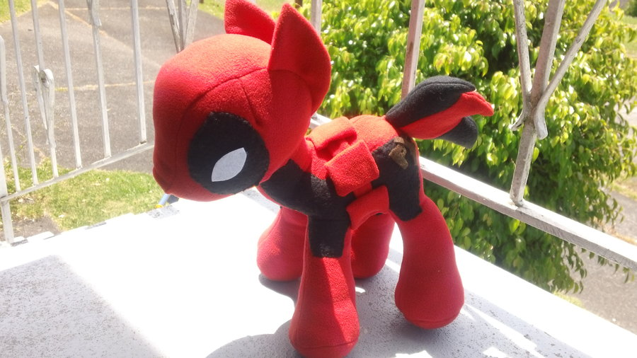 MLP Deadpool