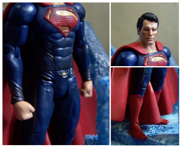 [DC Collectibles/Mattel] Superman: Man of Steel - Estatuetas na WonderCon - Página 2 Man-Of-Steel-Movie-Masters-Superman-01