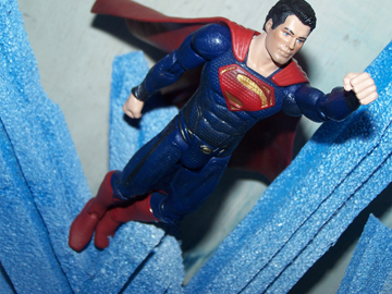 [DC Collectibles/Mattel] Superman: Man of Steel - Estatuetas na WonderCon - Página 2 Man-Of-Steel-Movie-Masters-Superman-02
