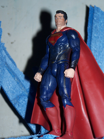 [DC Collectibles/Mattel] Superman: Man of Steel - Estatuetas na WonderCon - Página 2 Man-Of-Steel-Movie-Masters-Superman-04