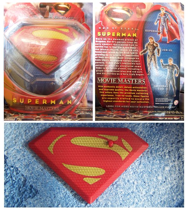 [DC Collectibles/Mattel] Superman: Man of Steel - Estatuetas na WonderCon - Página 2 Man-Of-Steel-Movie-Masters-Superman-06