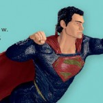 Man of Steel Superman Ornament