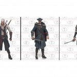 McFarlane Toys Assassins Creed Kenway Family 3 Pack