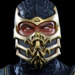 Mortal Kombat Scorpion Life Sized Bust 004