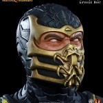 Mortal Kombat Scorpion Life Sized Bust 006