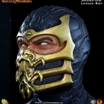 Mortal Kombat Scorpion Life Sized Bust 008