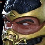 Mortal Kombat Scorpion Life Sized Bust 010