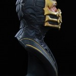 Mortal Kombat Scorpion Life Sized Bust 011