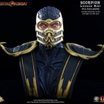 Mortal Kombat Scorpion Life Sized Bust 012
