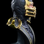 Mortal Kombat Scorpion Life Sized Bust 015