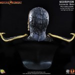 Mortal Kombat Scorpion Life Sized Bust 016