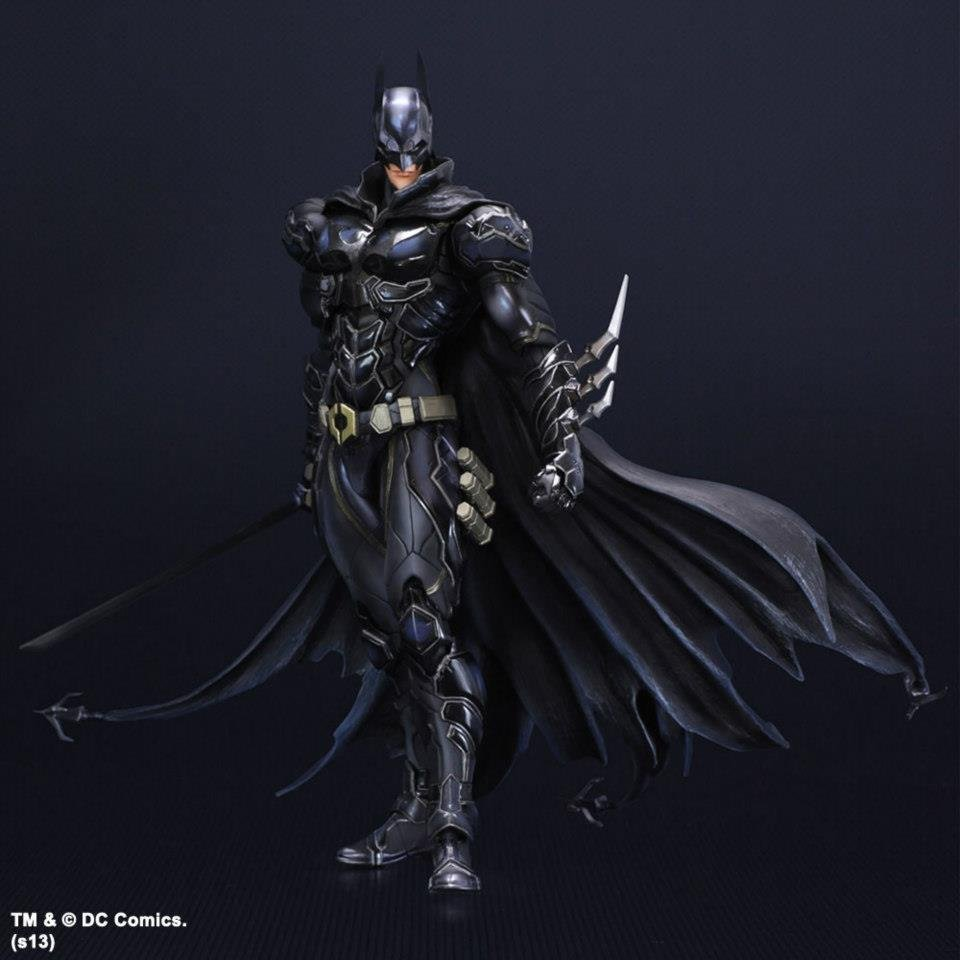 Play Arts Kai DC Comics Variant Batman 2