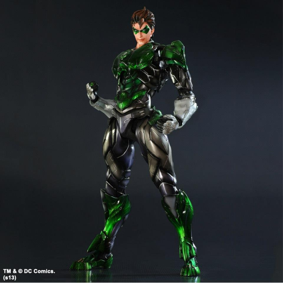 Play Arts Kai DC Comics Variant Green Lantern 1
