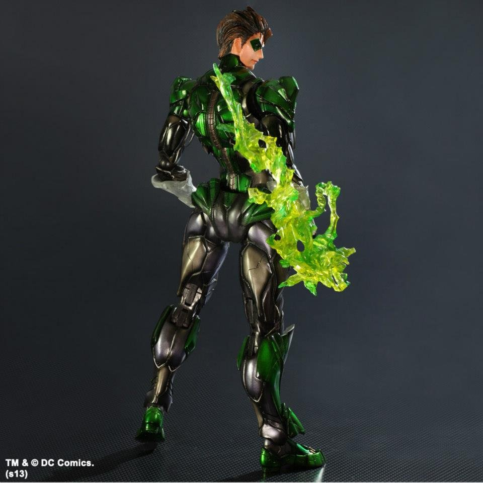 Play Arts Kai DC Comics Variant Green Lantern 2