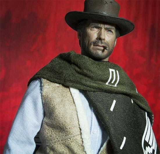 Sixth Scale Clint Eastwood