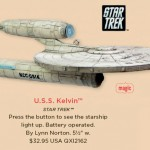 Star Trek USS Kelvin Ornament
