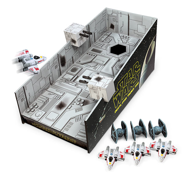 Star Wars Death Star Trench Run Bean Bag Toss