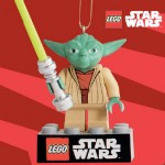 Star Wars LEGO Yoda Ornament