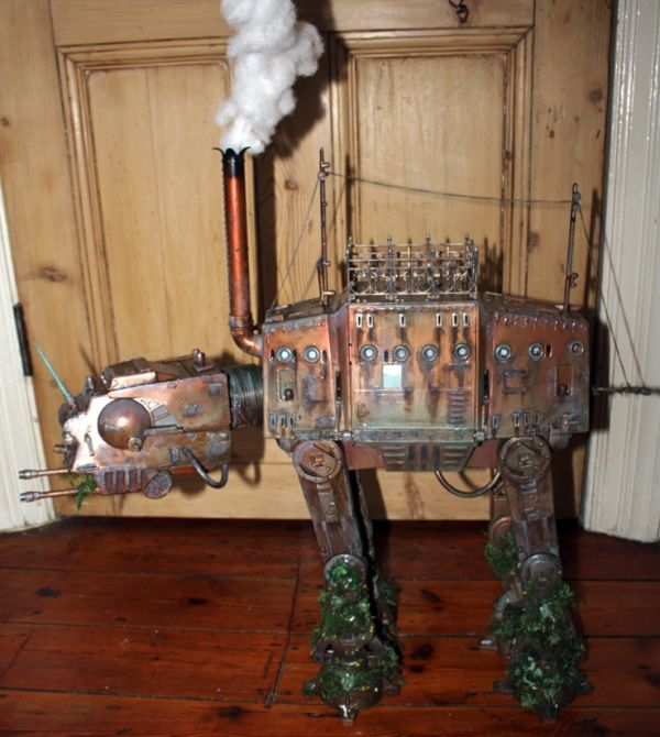 Steam Punk AT AT