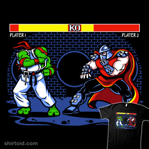 TMNT Sewer Fighters