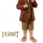The Hobbit Bilbo Baggins Ornament