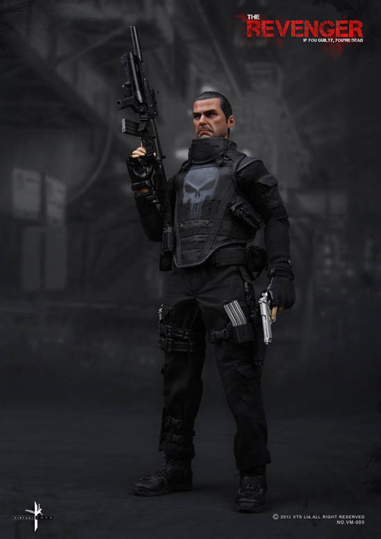 The Revenger Sixth Scale Figure