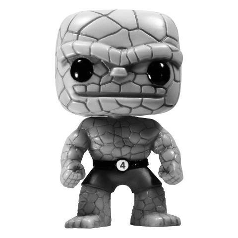 The Thing Black and White Pop Vinyl