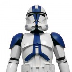 501st Clone Trooper 31 Inch Figure