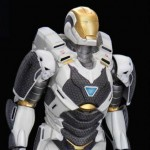 Action Hero Vignette Iron Man 3 Gemini Armor 1