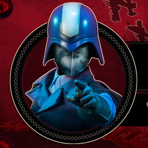 Cobra Commander Sideshow