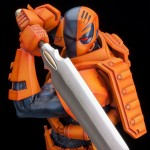 DC Comics Deathstroke New 52 ARTFX Statue 009