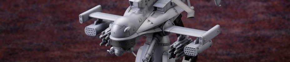 Ghost In The Shell Jigabachi Model Kit 009