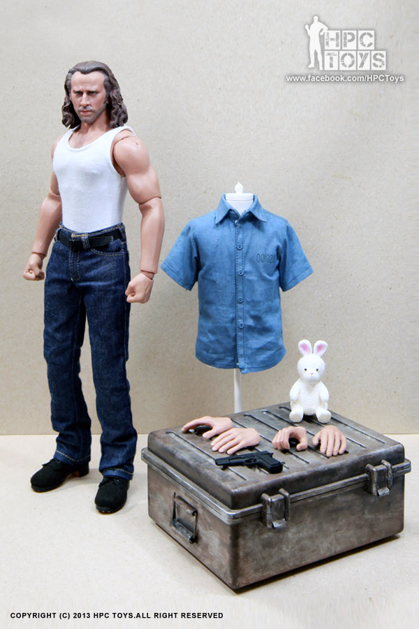 Jail Hero Sixth Scale Figure