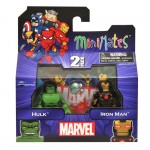 Marvel Now Minimates Hulk and Iron Man