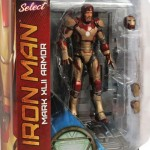 Marvel Select Iron Man 3 Mark 42 001