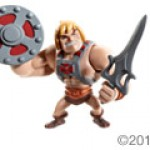 Masters of the Universe Classics Mini He Man and Skeletor Figures 1