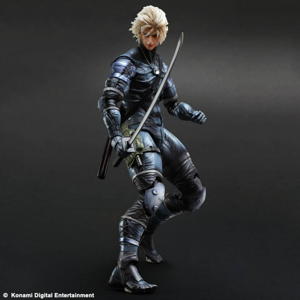 Updated Photos and Info For Play Arts Kai Vincent, Liquid Snake, and