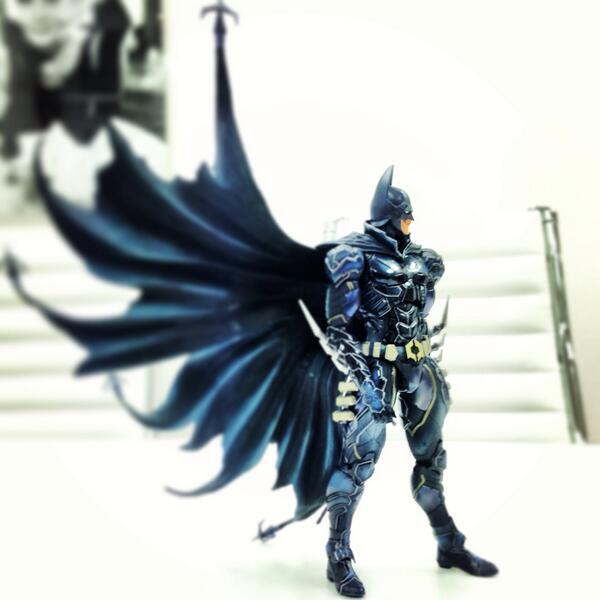 Play Arts Kai Variant Batman