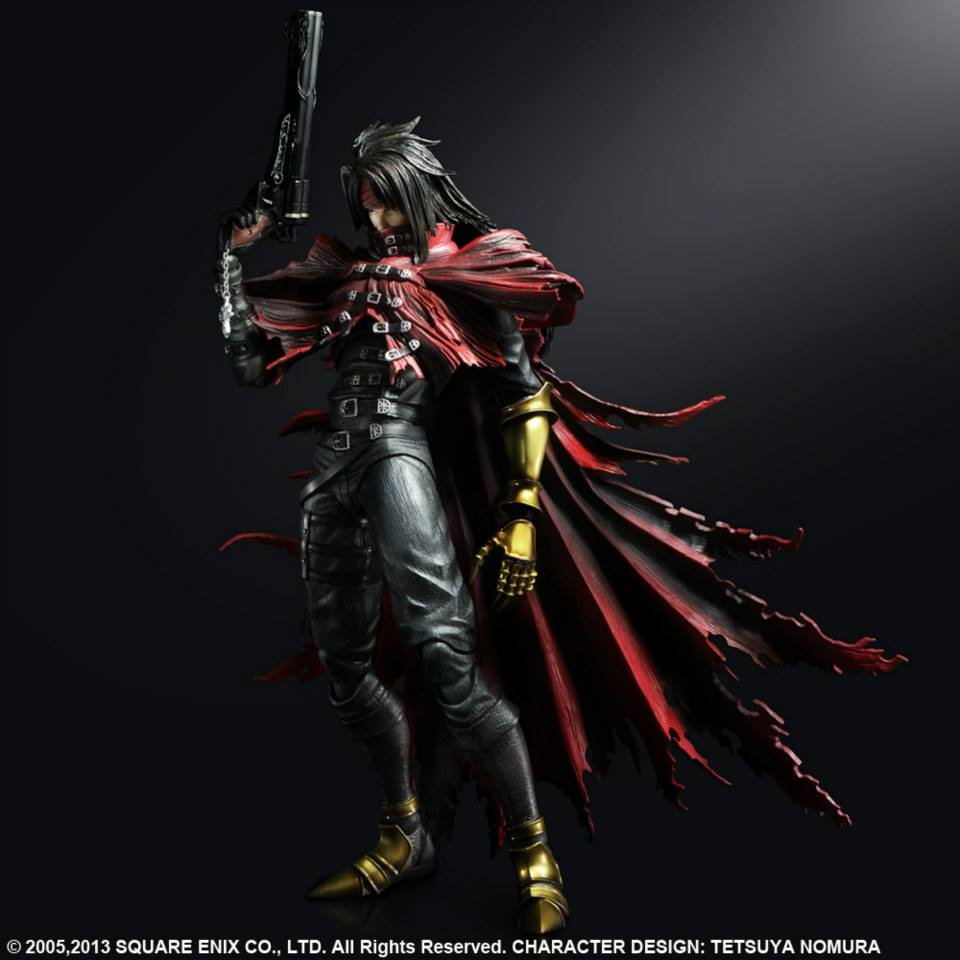 Play Arts Kai Variant Final Fantasy Vincent 1
