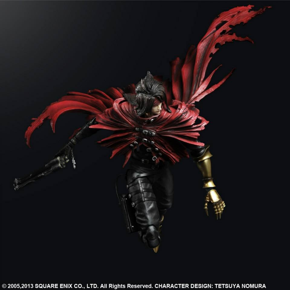 Play Arts Kai Variant Final Fantasy Vincent 2