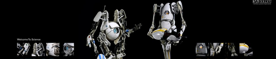 Portal 2 Atlas and P Body 004