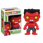Red Hulk Pop Vinyl