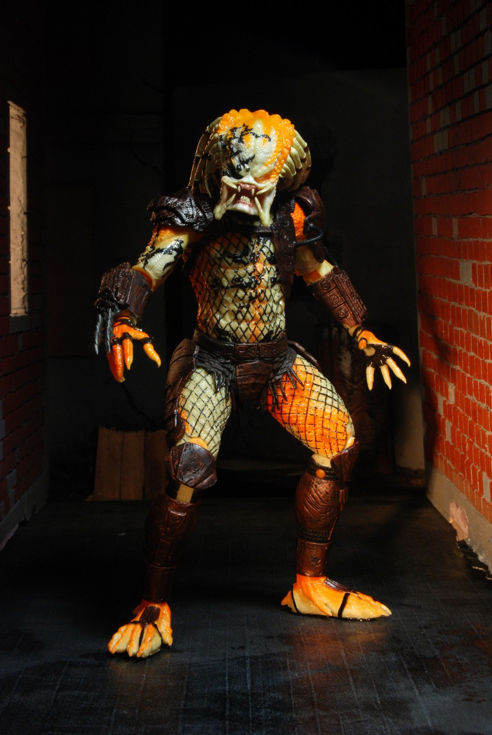 Pics And Info For Sdcc Exclusive Albino Predator The
