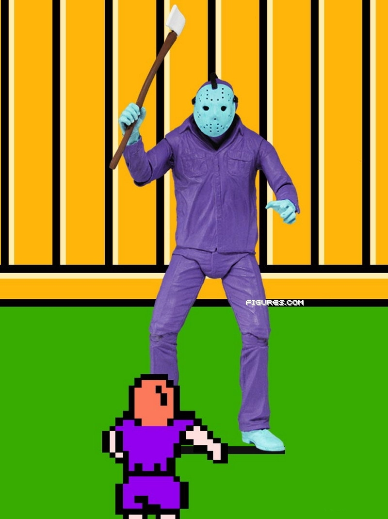 """[NECA] Jason Vorhees: NES """"Friday the 13th"""" game SDCC 2013 Exclusive SDCC-Jason-Voorhees-NES-Version-2"""