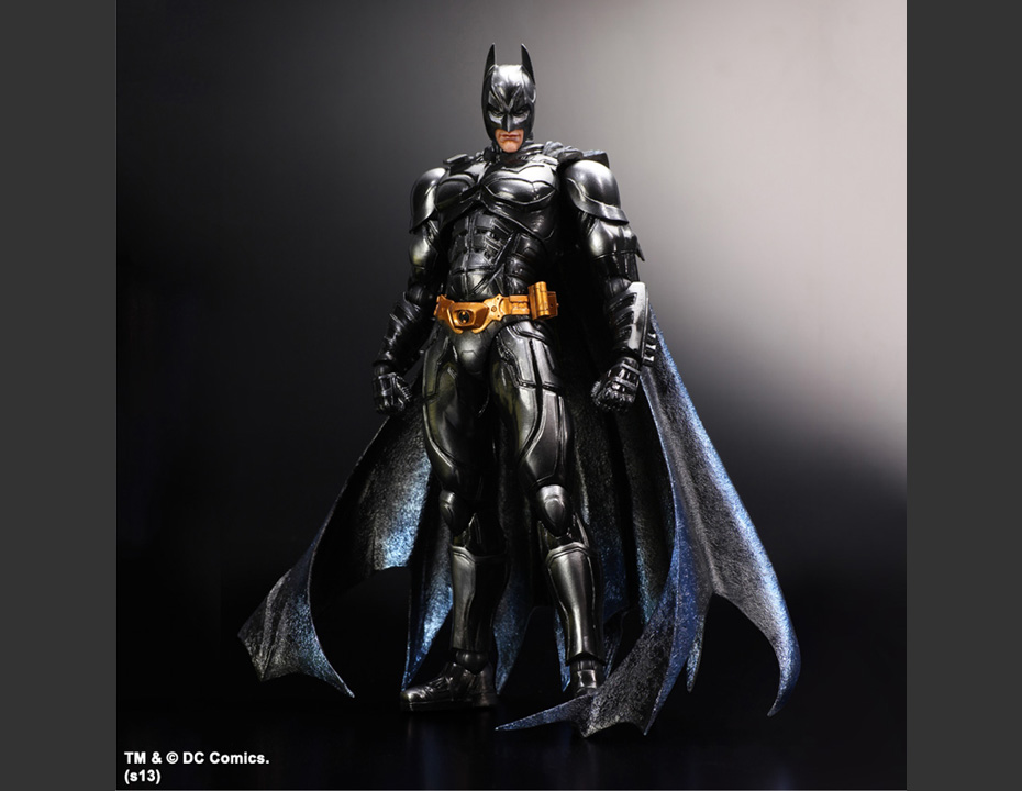 SDCC Play Arts Kai Dark Knight Batman 1
