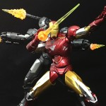 SH Figuarts Iron Man War Machine Preview 02