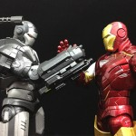 SH Figuarts Iron Man War Machine Preview 04