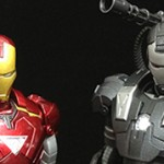 SH Figuarts Iron Man War Machine Preview 05