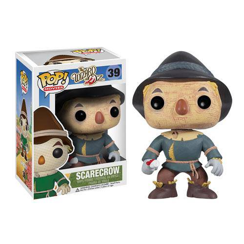 Scarecrow Wizard of Oz Pop Vinyl